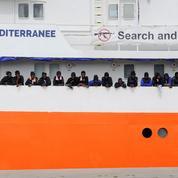L'Espagne va accueillir l'Aquarius avec 629 migrants à son bord