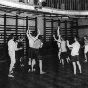 1901 : l'engouement du Figaro pour le basket et la salle Trévise
