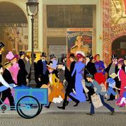 Avec Dilili à Paris ,Michel Ocelot ouvre avec panache le festival d'Annecy