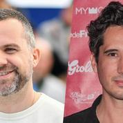 Les réalisateurs Yann Gonzalez et Jean-Bernard Marlin, lauréats ex æquo du prix Jean-Vigo