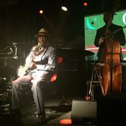 Le jazzman Archie Shepp donne son élan au Festival d'avant-séance à l'Entrepôt