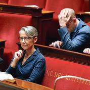 SNCF: Élisabeth Borne appelle les syndicats à mettre fin à la grève