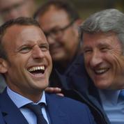Entre Macron et Villiers, des rencontres régulières et un respect mutuel