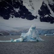 Fonte accélérée des glaces de l'Antarctique