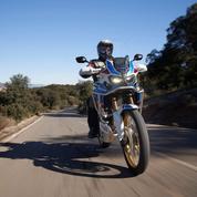 La location de motos gagne du terrain en France