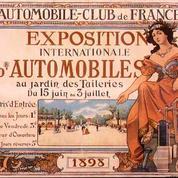 La première exposition internationale d'automobiles s'ouvre aux Tuileries le 15 juin 1898