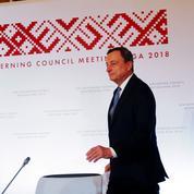 La BCE ne relèvera pas ses taux avant un an