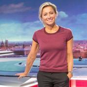 Mondial 2018 : Anne-Sophie Lapix se fait vivement critiquer après une pique sur les footballeurs