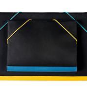 Des architectes pointus revisitent les sacs en Nylon de Prada