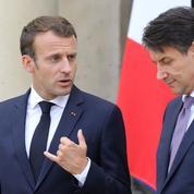 Macron et Conte calment le jeu sur la question migratoire