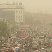 Inde : à New Delhi, la pollution est dangereuse et se ressent physiquement