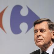 Carrefour : l'ex-PDG Georges Plassat renonce à 3,9 millions d'euros