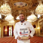 Guillaume Gomez, personnalité gastronomique de l'année
