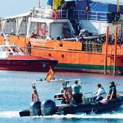 L'Aquarius arrivé à bon port à Valence