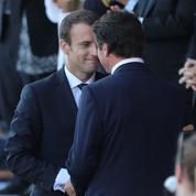 Municipales: ces maires de droite que Macron veut séduire
