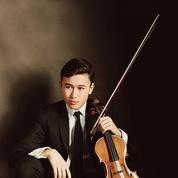 Daniel Lozakovich passe son Bach