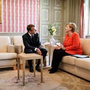 Europe: Merkel fait un petit pas vers la refondation voulue par Macron