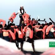 Benetton crée la polémique en utilisant des photos de migrants dans ses publicités