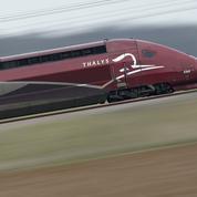 Un Thalys direct Bruxelles-Bordeaux en 4h07 à partir de 2019
