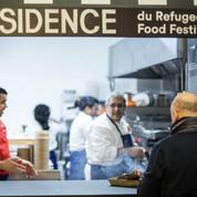 Le «Refugee food festival» facilite l'insertion des migrants par la cuisine