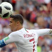 Tops/Flops Portugal-Maroc: Ronaldo à nouveau buteur, le Maroc éliminé