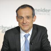 Laurent Giovachini (Syntec), Bertrand de Saint Mars (Association française des marchés financiers), Jean-Pascal Tricoire (Pacte mondial des Nations unies)