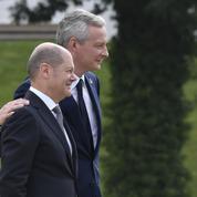 Union monétaire : Le Maire et Scholz cherchent à convaincre sur la feuille de route franco-allemande