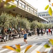 Les 5 «food courts» de l'été à Paris