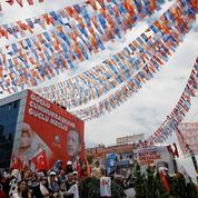 En Turquie, les élections de tous les dangers pour Erdogan