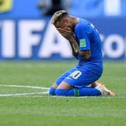 Neymar fond en larmes à l'issue du match face au Costa Rica