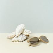 Friendly Frenchy: des lunettes en coquillages
