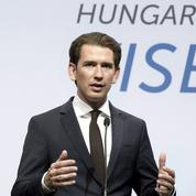 Sebastian Kurz, l'étoile montante des souverainistes européens