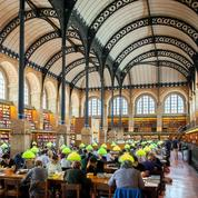 Le monde du silence : à la découverte des plus belles bibliothèques de Paris