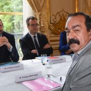 SNCF : Édouard Philippe ne débattra pas avec Philippe Martinez