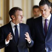 Macron veut sanctionner les pays de l'UE refusant les migrants
