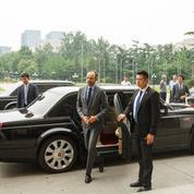 Édouard Philippe en Chine pour faire avancer les contrats promis par Macron