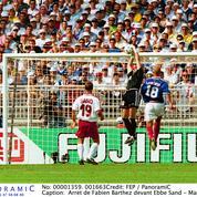 24 juin 1998 : les Bleus poursuivent leur sans-faute face au Danemark