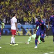 Coupe du monde 2018 : la Colombie surclasse et élimine la Pologne