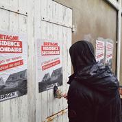 En Bretagne, des indépendantistes déclarent la guerre aux résidences secondaires