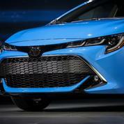 Voici les 50 voitures les plus vendues dans le monde en 2018