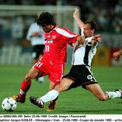 25 juin 1998 : l'Allemagne met fin au rêve de l'Iran et file en 8es de finale