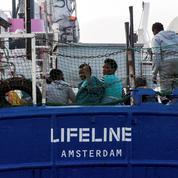 La France va accueillir une partie des migrants du Lifeline, annonce Emmanuel Macron