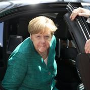 Crise migratoire : un numéro d'équilibriste difficile pour Angela Merkel