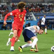 Tops/Flops Angleterre-Belgique : Fellaini fait le job, Rashford déçoit