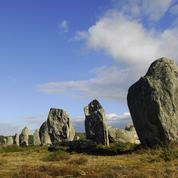 Les menhirs de Carnac veulent entrer dans la légende