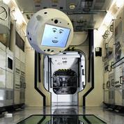 CIMON, un petit «cerveau volant» au service des astronautes est parti dans l'espace