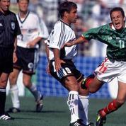 29 juin 1998 : l'Allemagne se fait peur mais passe face au Mexique