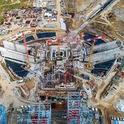 Le chantier du pas de tir d'Ariane 6 progresse rapidement