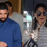 Drake avoue sa paternité et ressuscite Michael Jackson dans Scorpion