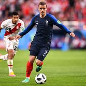 Coupe du monde 2018 : Griezmann star française de Twitter pendant le 1er tour